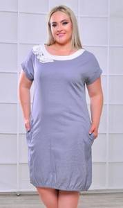 Платье короткое летнее У6426