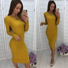 Платье У6487