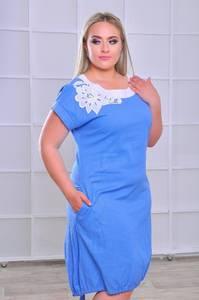 Платье короткое летнее У6427
