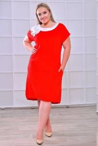 Платье короткое летнее У6428