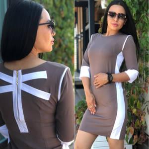 Платье короткое элегантное У6387
