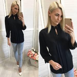 Блузка с длинным рукавом У6748
