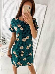 Платье короткое летнее Я0065