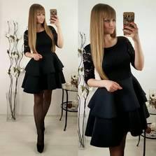 Платье П3015