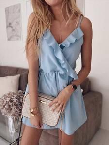 Платье короткое летнее Ц7287