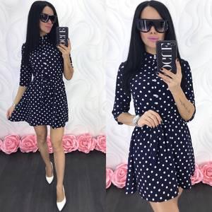 Платье короткое современное Ц7069