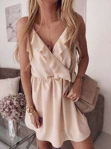 Платье короткое летнее Ц7289