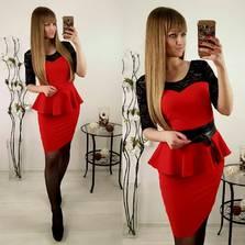 Платье П3029