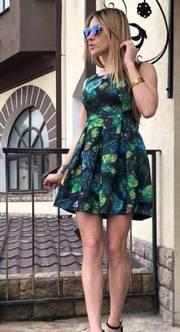 Платье П3882