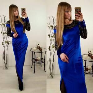 Платье короткое классическое облегающее П3035