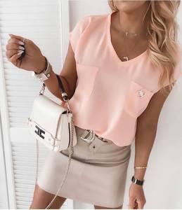 Блуза летняя А36360