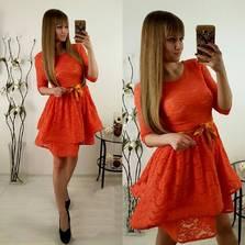 Платье П3038