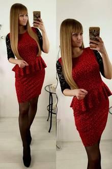 Платье П3040