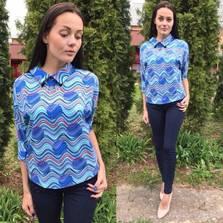 Блуза П1354