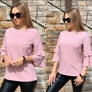 Блуза для офиса Ч8346