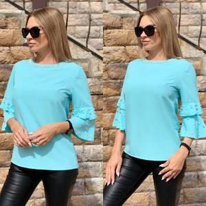 Блуза для офиса Ч8347