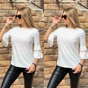Блуза для офиса Ч8349