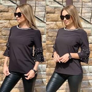 Блуза для офиса Ч8350