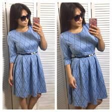 Платье П2924