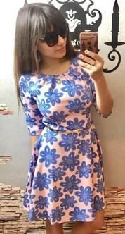 Платье П2956