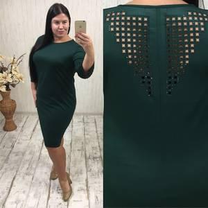 Платье короткое нарядное У1190