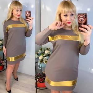 Платье короткое нарядное Ю2821