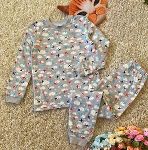 Пижама на флисе А11411