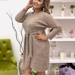 Платье короткое нарядное А10246