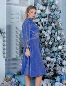 Платье короткое нарядное А10971