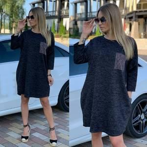 Платье короткое нарядное А11257