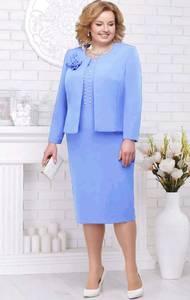 Платье короткое нарядное А11400