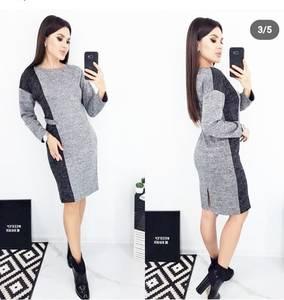 Платье короткое современное А19412