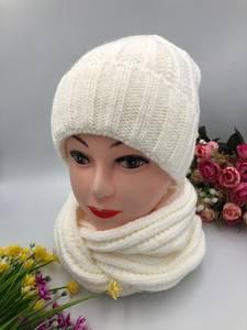 Шапка и шарф Хомут А10754