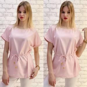 Блузка с коротким рукавом А37538