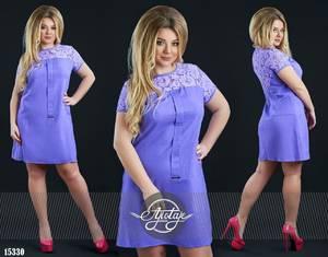 Платье короткое нарядное Ч4242