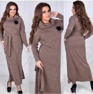 Платье длинное нарядное Ч9674