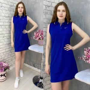 Платье короткое без рукавов А37583