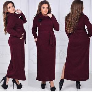 Платье длинное нарядное Ч9675