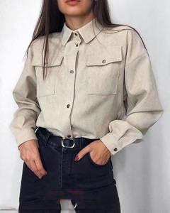 Рубашка с длинным рукавом А09812
