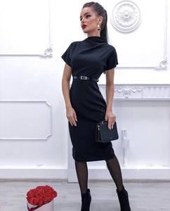 Платье короткое нарядное А10618