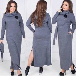 Платье длинное нарядное Ч9676