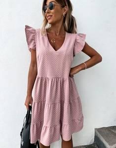 Платье короткое летнее А06201