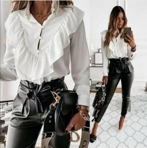 Блуза с длинным рукавом А13129