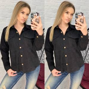 Рубашка с длинным рукавом А17215