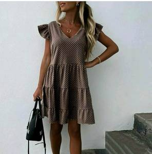 Платье короткое летнее А06203
