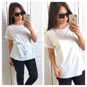 Блуза нарядная Ч6427