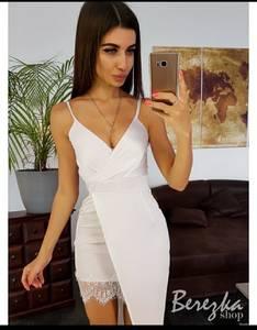 Платье короткое нарядное А10563