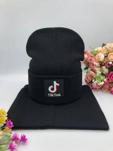 Шапка и шарф Снуд А07262
