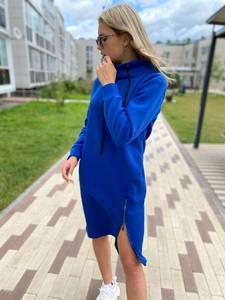 Платье короткое с длинным рукавом А10379