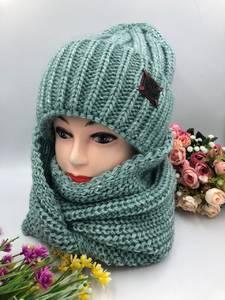 Шапка и шарф Хомут А15792